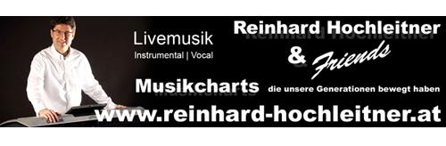 Reinhard Hochleitner - Livemusik