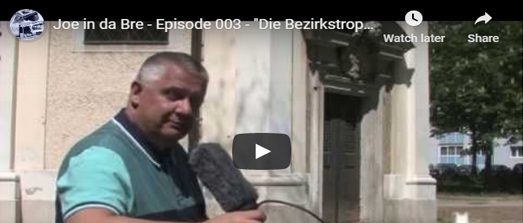 "Joe in da Bre – Episode 003 – ""Die Bezirkstrophy"""