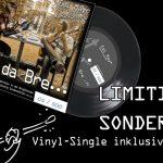 Verkaufsstart Vinyl-Single